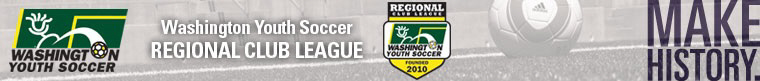 2014-2015 Regional Club League banner